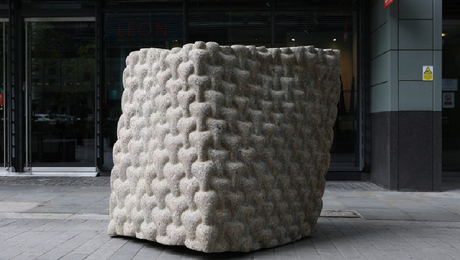Sculpture in the City: Peter Randall Page RA